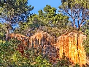 The Bibemus Quarry