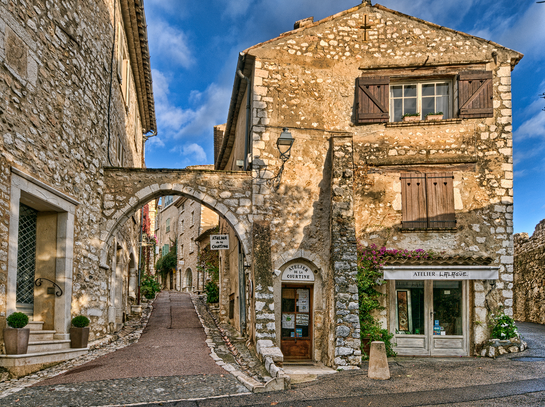 A photographic tour of saint paul de vence english version phil haber 39 s photography notes - Office de tourisme de saint paul de vence ...