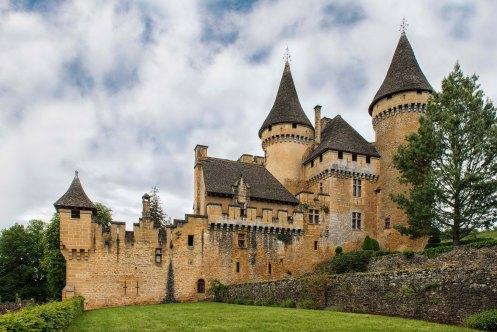 The Château de Puymartin