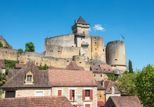 The Château de Castelnaud