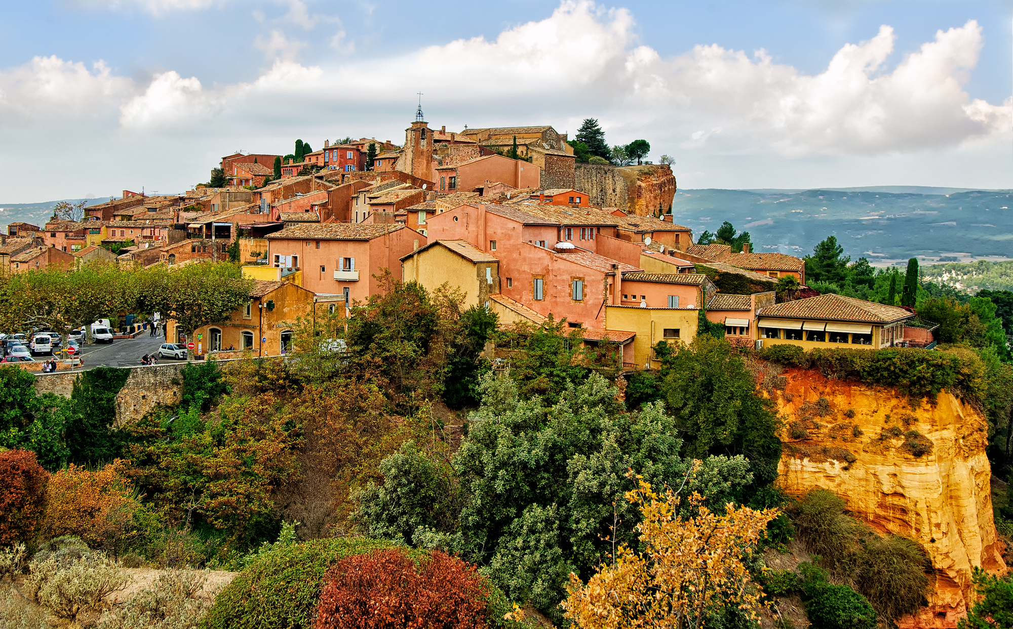 A Photographic Tour Of Roussillon Phil Haber S