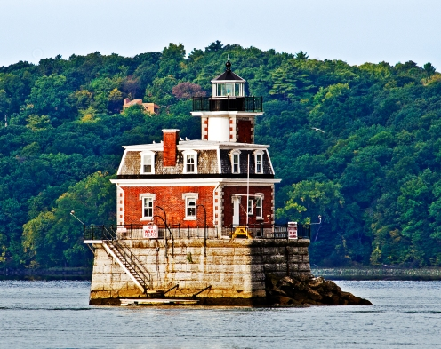 The Hudson-Athens Lighthouse