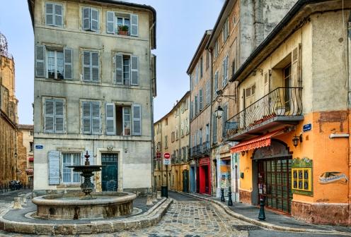 Place Séraphin Gilly, Aix-en-Provence