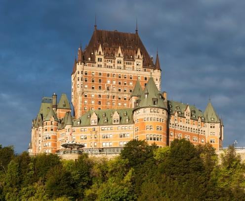 Château Frontenac Hotel, Quebec City
