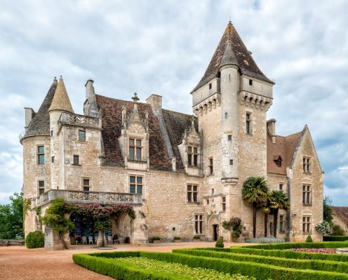 The Château des Milandes